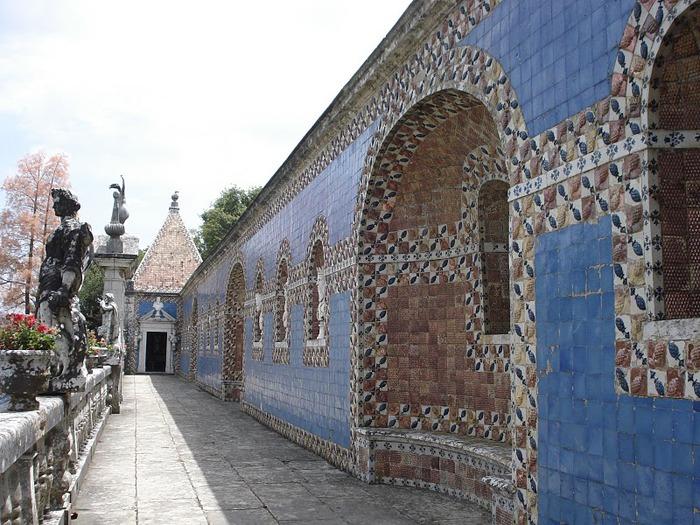 Дворец Маркизов Фронтейра (Palacio dos Marqueses de Fronteira) 54688