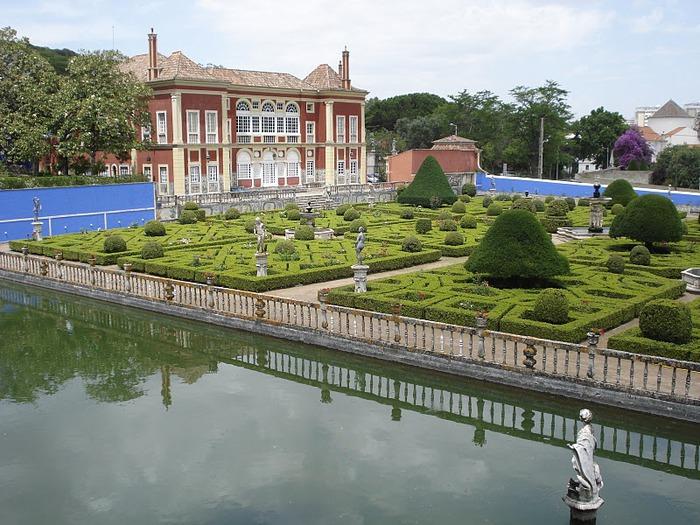Дворец Маркизов Фронтейра (Palacio dos Marqueses de Fronteira) 47919