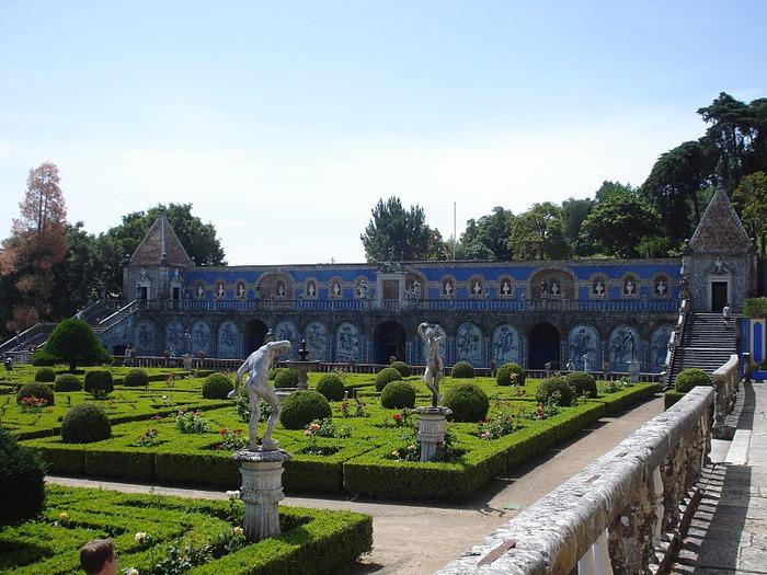 Дворец Маркизов Фронтейра (Palacio dos Marqueses de Fronteira) 89037