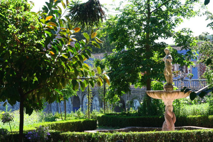 Дворец Маркизов Фронтейра (Palacio dos Marqueses de Fronteira) 35648