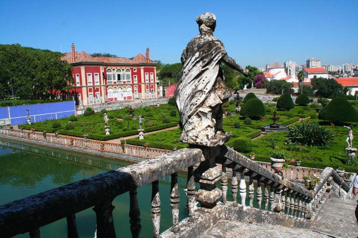 Дворец Маркизов Фронтейра (Palacio dos Marqueses de Fronteira) 93900