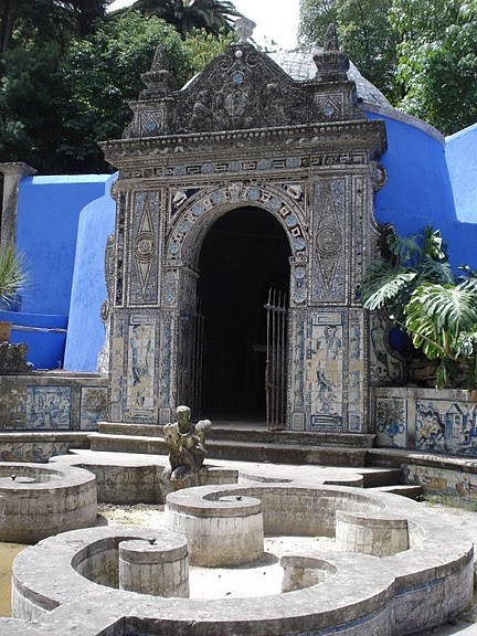 Дворец Маркизов Фронтейра (Palacio dos Marqueses de Fronteira) 76621