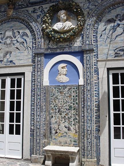 Дворец Маркизов Фронтейра (Palacio dos Marqueses de Fronteira) 88874