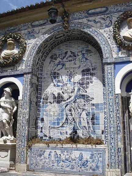 Дворец Маркизов Фронтейра (Palacio dos Marqueses de Fronteira) 86626