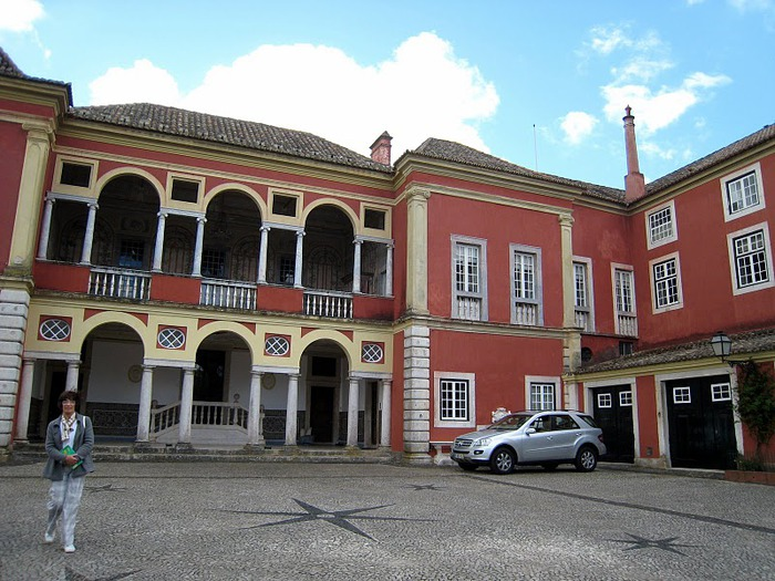 Дворец Маркизов Фронтейра (Palacio dos Marqueses de Fronteira) 18997
