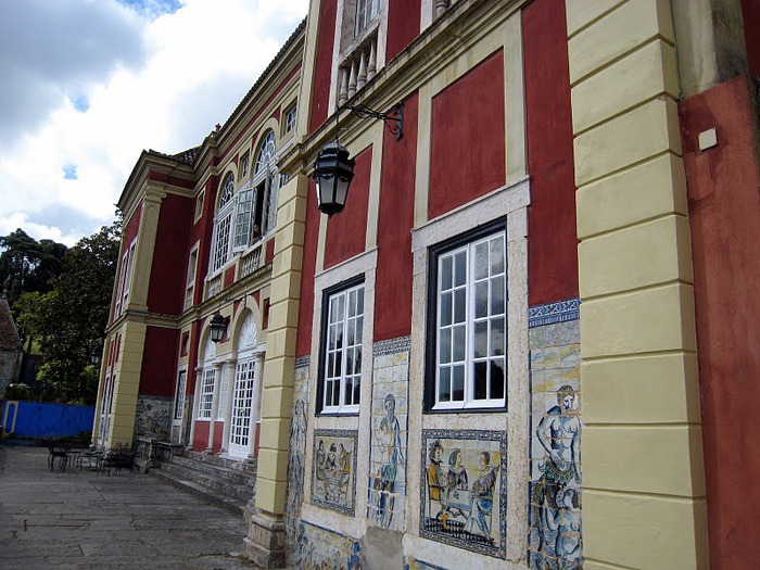 Дворец Маркизов Фронтейра (Palacio dos Marqueses de Fronteira) 69855