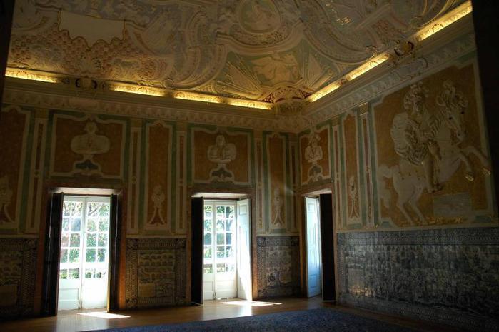 Дворец Маркизов Фронтейра (Palacio dos Marqueses de Fronteira) 92275