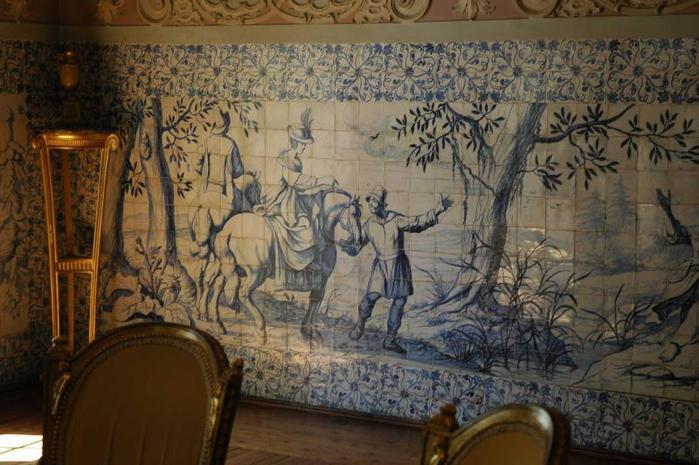 Дворец Маркизов Фронтейра (Palacio dos Marqueses de Fronteira) 62453