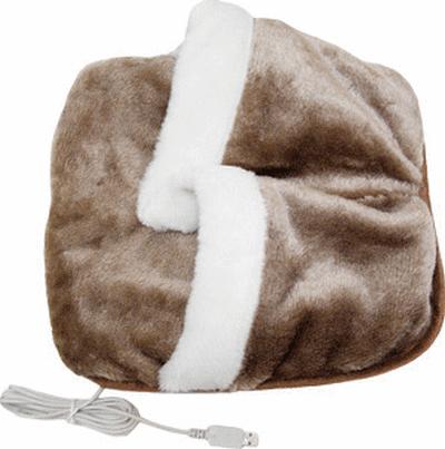 usb тапочки с подогревом для холодной погоды