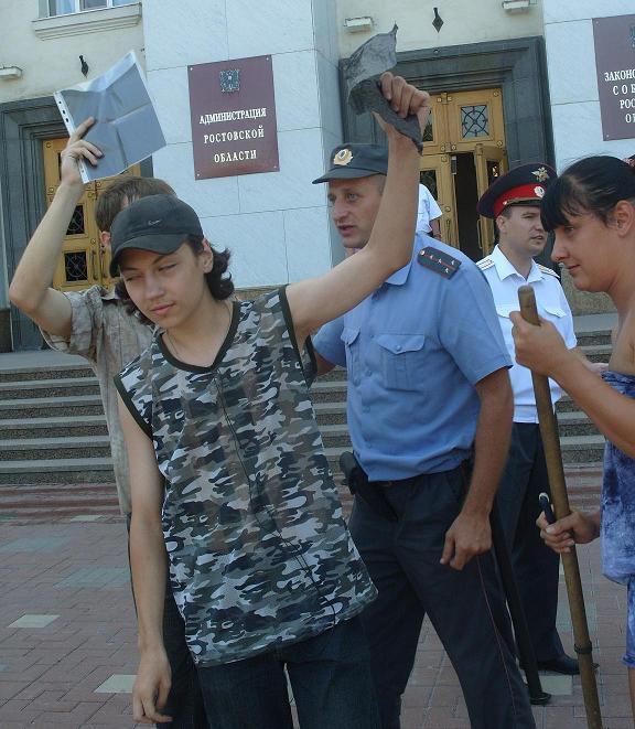 Ростов-на-Дону, 15 июля  2010 года