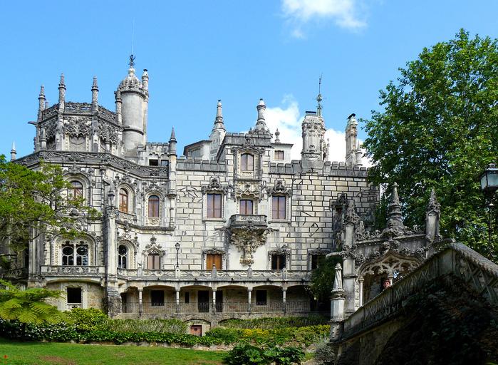 Дворец Кинта-да-Регалейра 81388