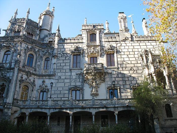Дворец Кинта-да-Регалейра 47817