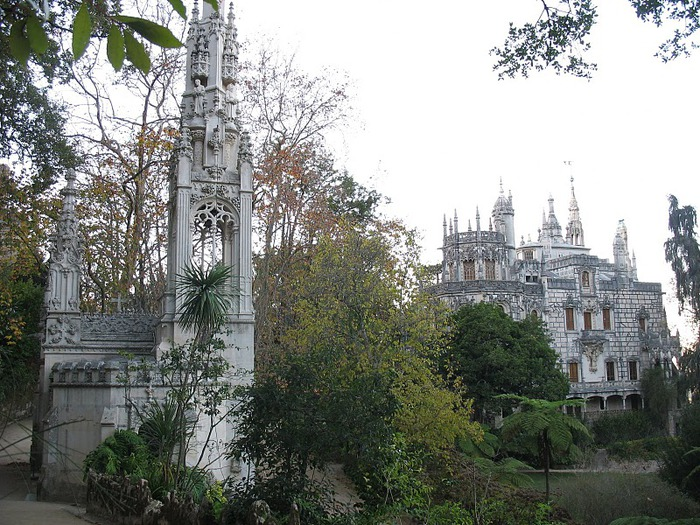 Дворец Кинта-да-Регалейра 85794