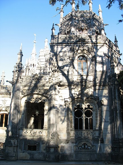 Дворец Кинта-да-Регалейра 14589