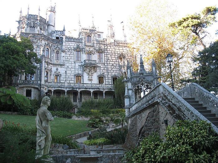 Дворец Кинта-да-Регалейра 38889