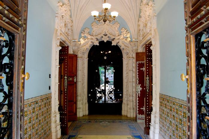 Дворец Кинта-да-Регалейра 83915