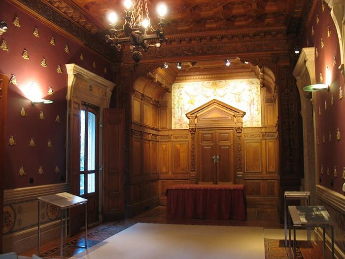 Дворец Кинта-да-Регалейра 98995