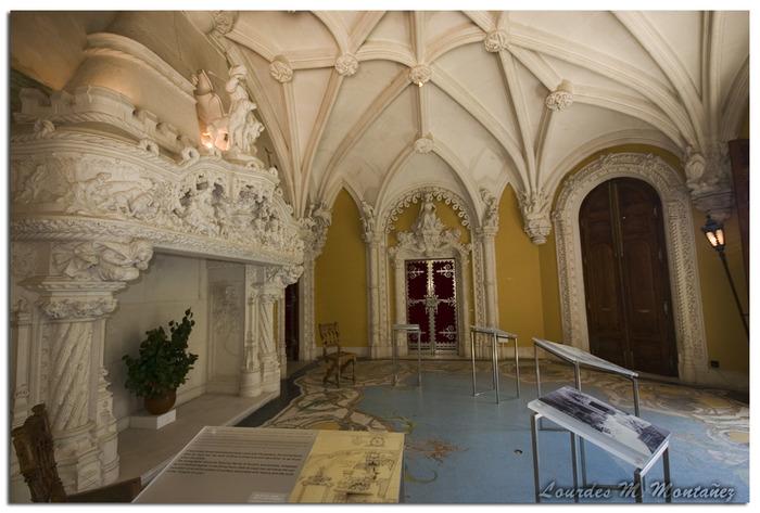 Дворец Кинта-да-Регалейра 72000