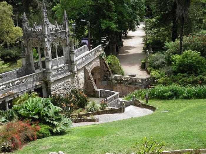 Дворец Кинта-да-Регалейра 99571