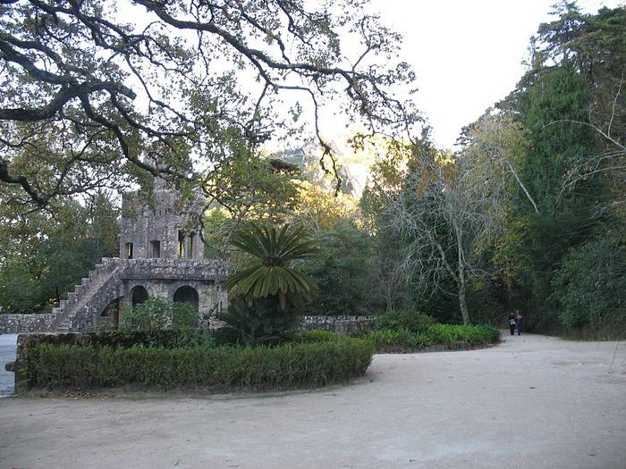 Дворец Кинта-да-Регалейра 90893