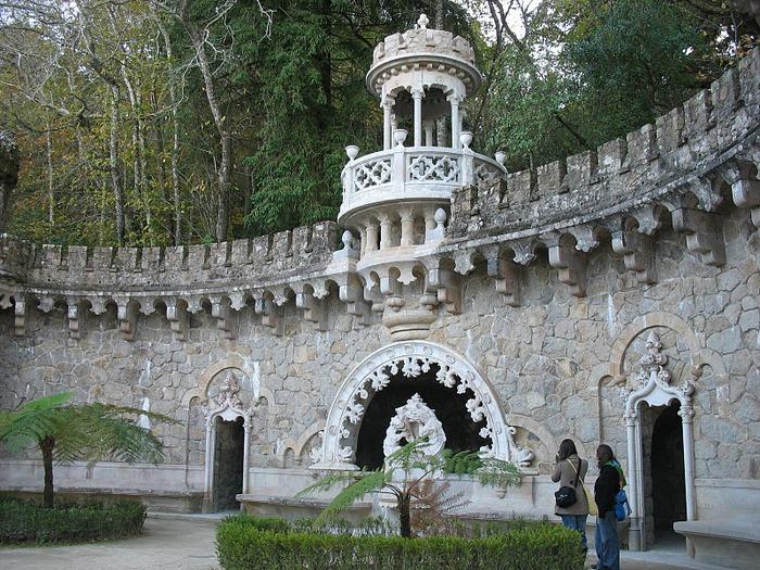 Дворец Кинта-да-Регалейра 54460