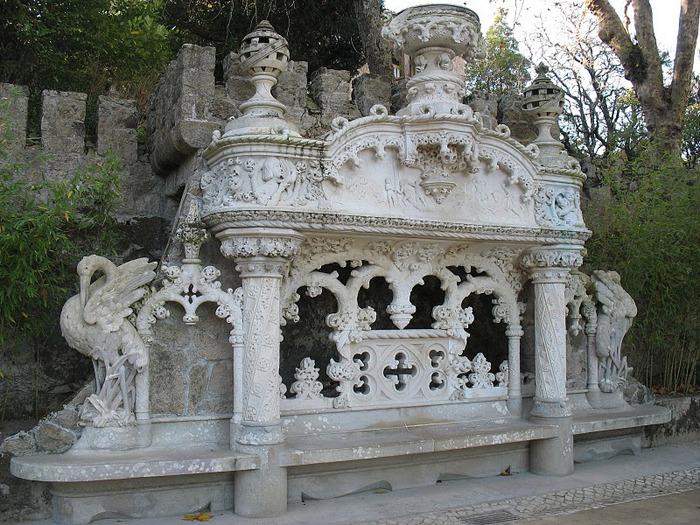 Дворец Кинта-да-Регалейра 47251