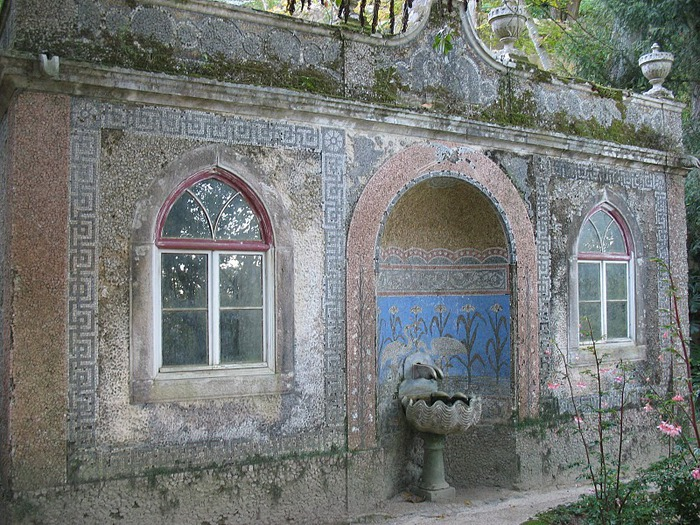 Дворец Кинта-да-Регалейра 96894