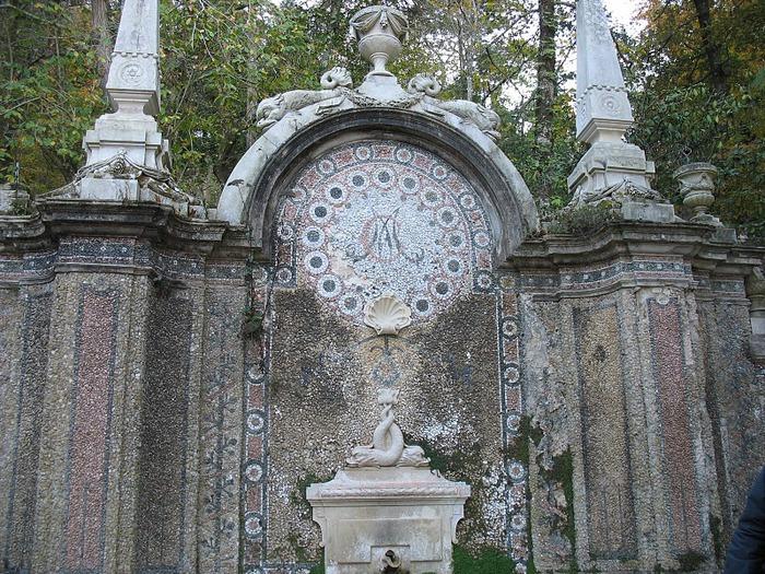 Дворец Кинта-да-Регалейра 20807