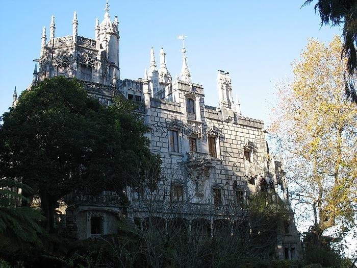 Дворец Кинта-да-Регалейра 34443