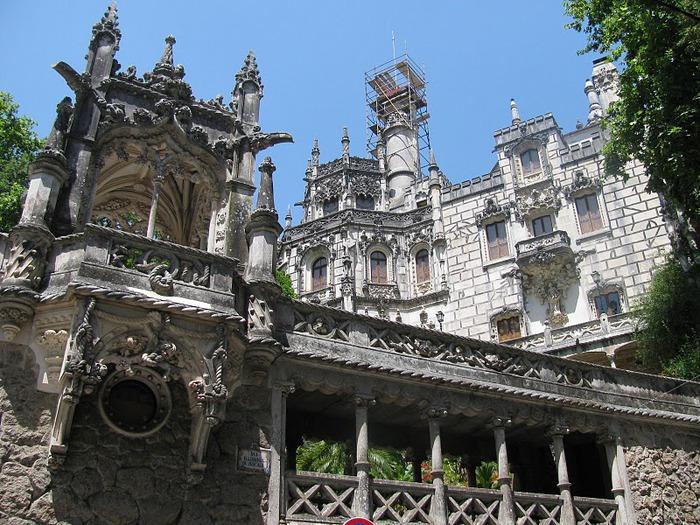 Дворец Кинта-да-Регалейра 48263