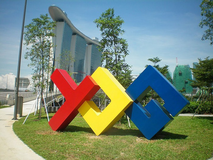 Чудо света самое дорогое казино мира-Marina Bay Sands 53040