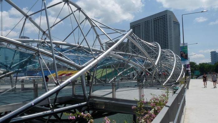 Чудо света самое дорогое казино мира-Marina Bay Sands 23679