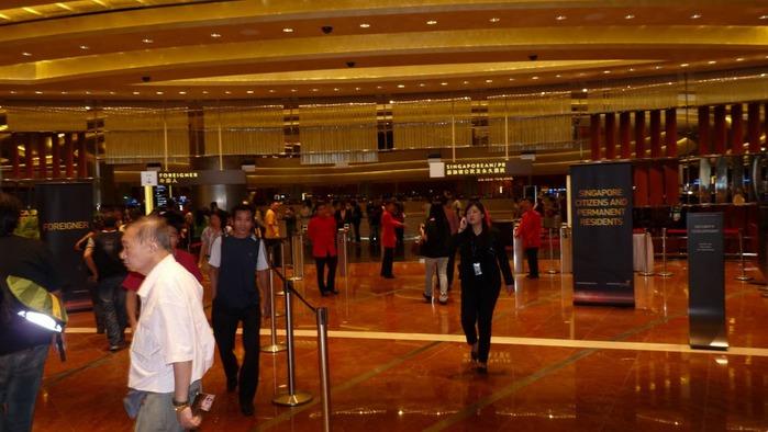 Чудо света самое дорогое казино мира-Marina Bay Sands 77048