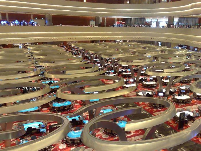 Чудо света самое дорогое казино мира-Marina Bay Sands 46586