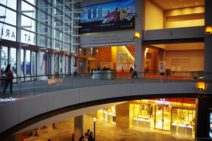 Чудо света самое дорогое казино мира-Marina Bay Sands 24800