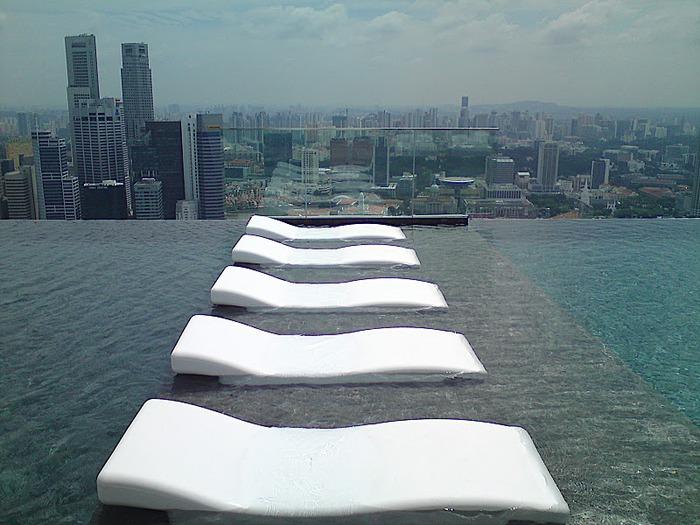 Чудо света самое дорогое казино мира-Marina Bay Sands 15644