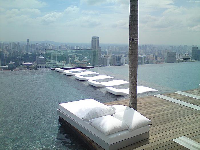 Чудо света самое дорогое казино мира-Marina Bay Sands 63367