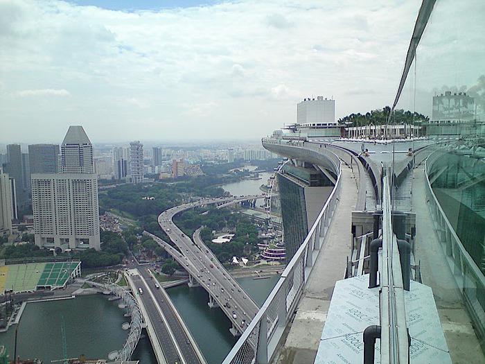 Чудо света самое дорогое казино мира-Marina Bay Sands 73195