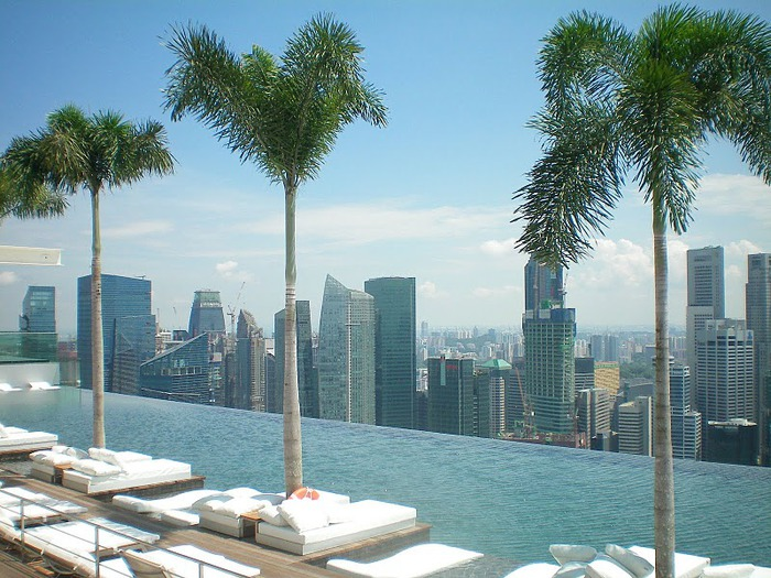 Чудо света самое дорогое казино мира-Marina Bay Sands 59044