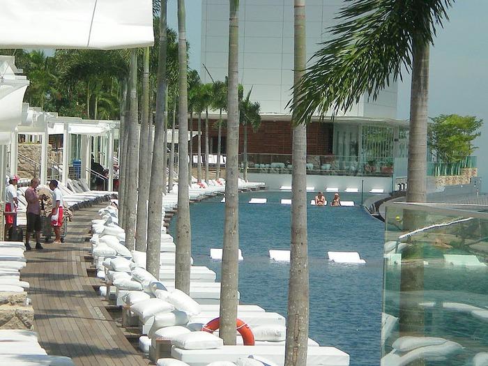 Чудо света самое дорогое казино мира-Marina Bay Sands 17869