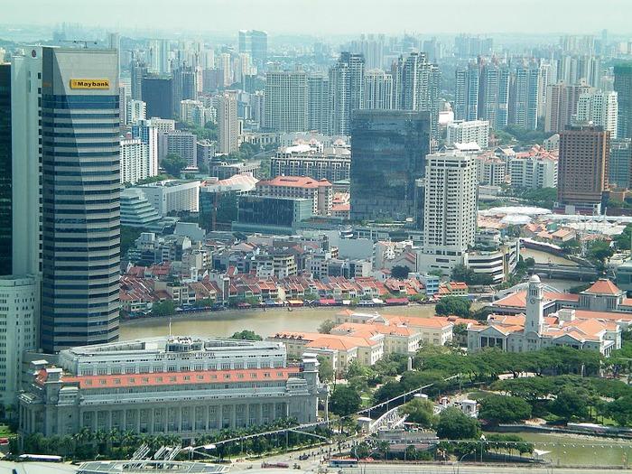 Чудо света самое дорогое казино мира-Marina Bay Sands 37670