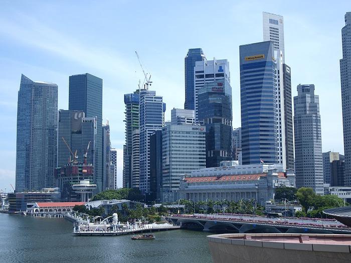 Чудо света самое дорогое казино мира-Marina Bay Sands 74205