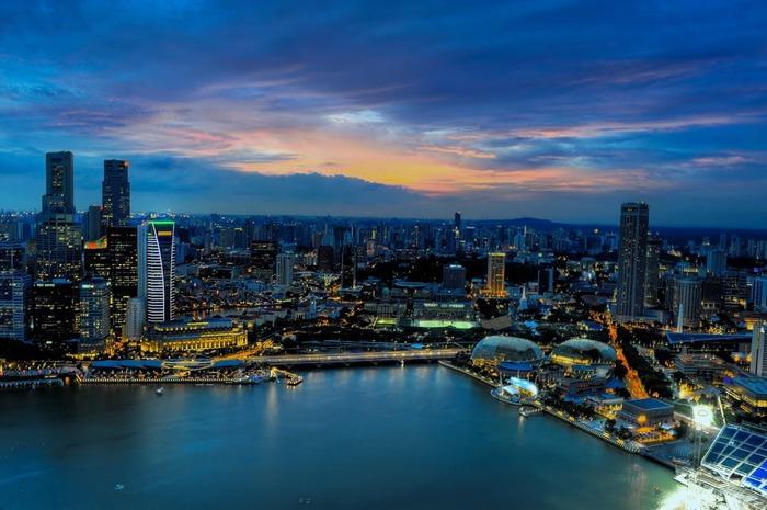 Чудо света самое дорогое казино мира-Marina Bay Sands 94146