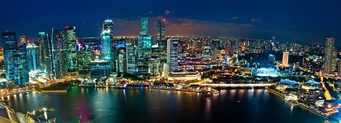 Чудо света самое дорогое казино мира-Marina Bay Sands 33352