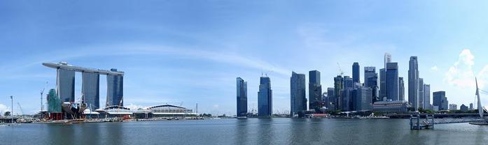 Чудо света самое дорогое казино мира-Marina Bay Sands 53777