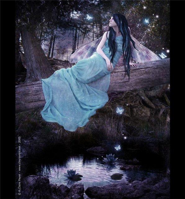 болгарские мифы и легенды, феи