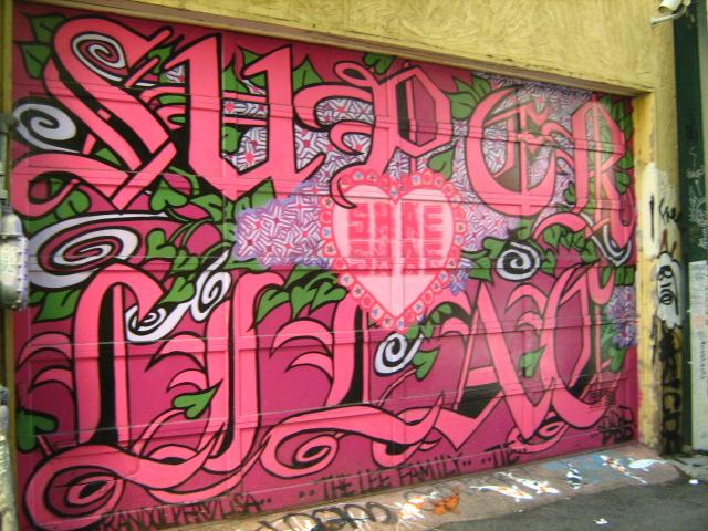 Стрит-арт (англ. Street art — уличное искусство) 23095