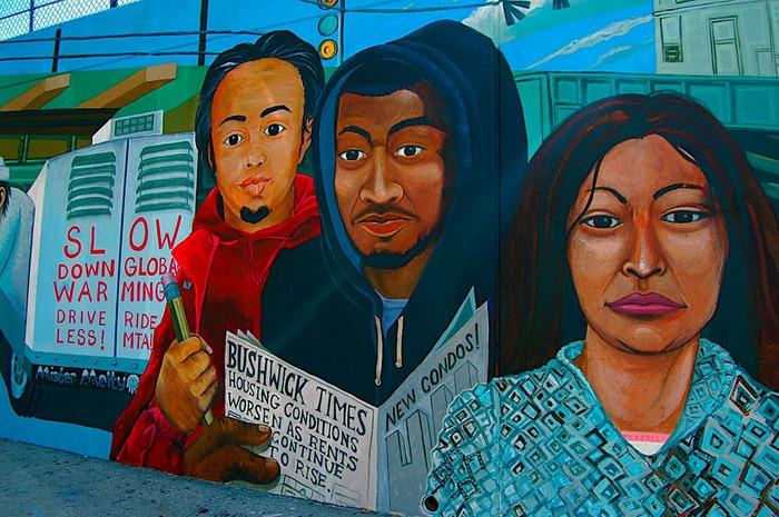 Стрит-арт (англ. Street art — уличное искусство) 34885