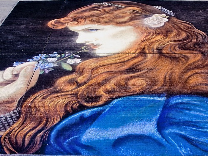 Стрит-арт (англ. Street art — уличное искусство) 93800