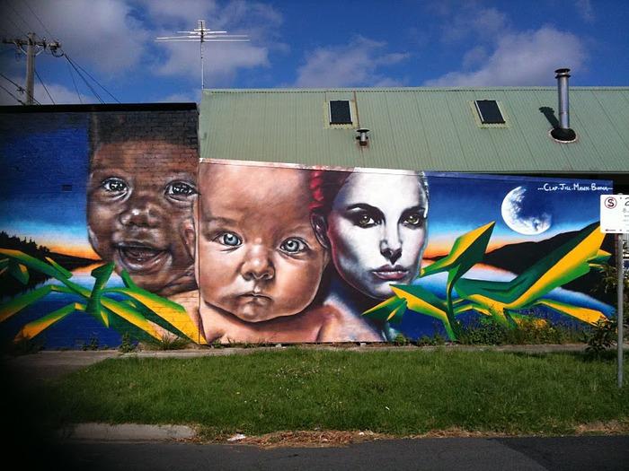 Стрит-арт (англ. Street art — уличное искусство) 89814